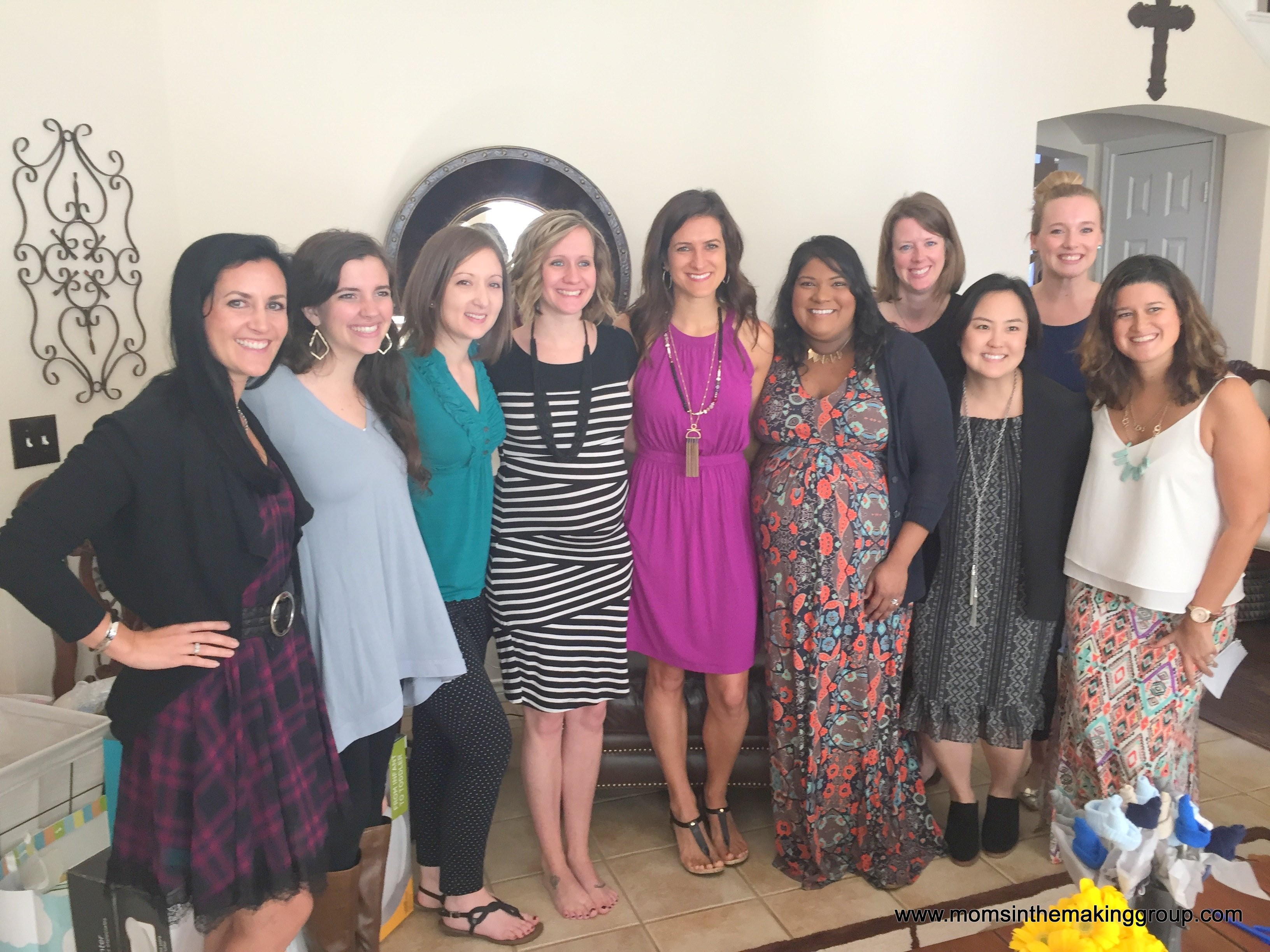 Moms in the Making infertility support group