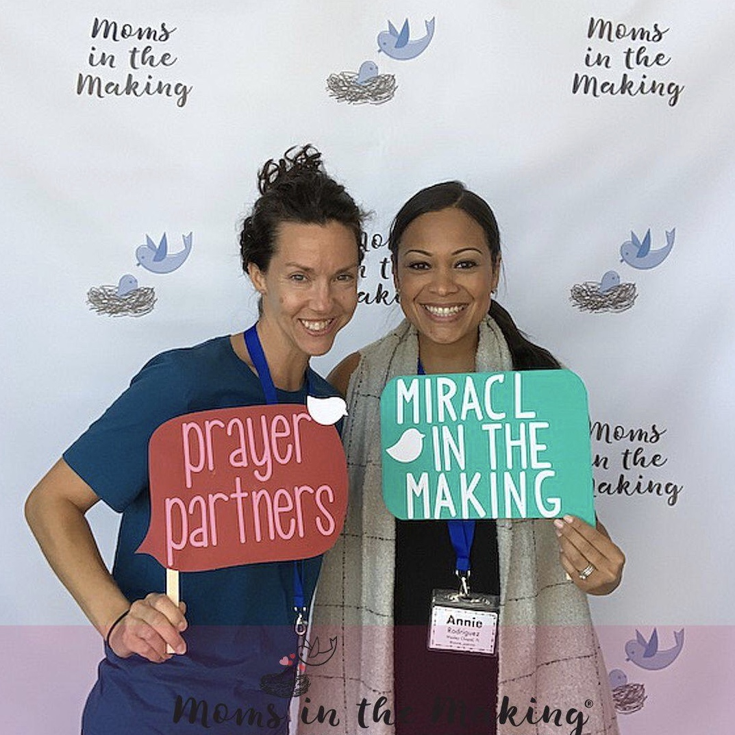 God Provided a Way for Me to Attend the Moms in the Making Conference